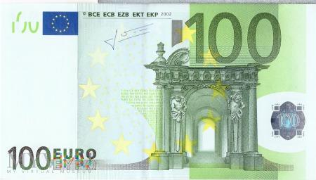 Unia Europejska (Austria) - 100 euro (2002)