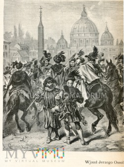 Wjazd Jerzego Ossolińskiego do Rzymu