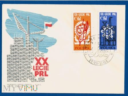 XX-Lecie PRL.27.7.1964.4a