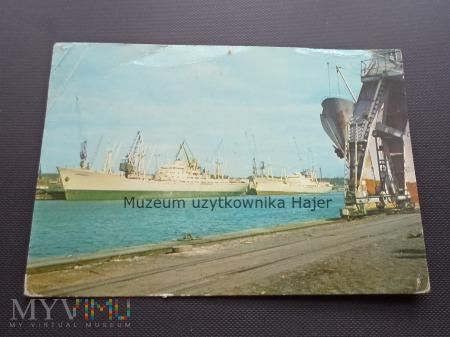"M/S "" Żeromski "" , M/S ""Konopnicka"" statek"