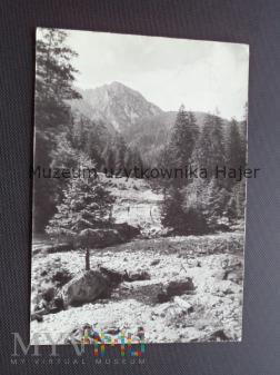 Duże zdjęcie TATRY Dolina Strążyska
