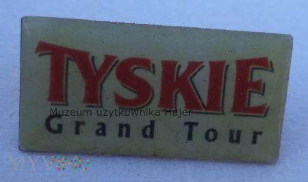Tyskie Graud Tour- odznaka