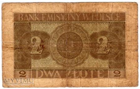 01.03.1940 - 2 Złote