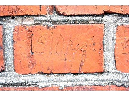 """Stara Prochownia"" - budynek A - inskrypcja #043"