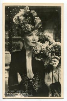 Marlene Dietrich JSA Marlena foto
