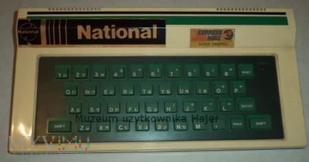 NATIONAL - stara konsola telewizyjna do gier TV