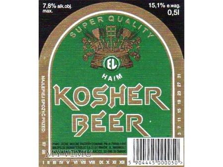 Etykieta KOSHER 28