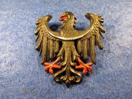 Orzeł Śląski-odznaka KWHW