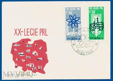 XX-Lecie PRL.27.7.1964.5a