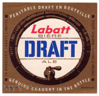 Labatt Draft Ale