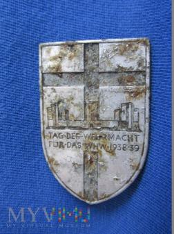 Odznaka WHW-Prusy Wschodnie.