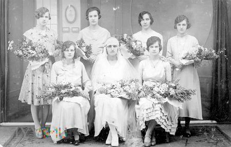 """siedem druhen """"z fotosa"""" 1930"""