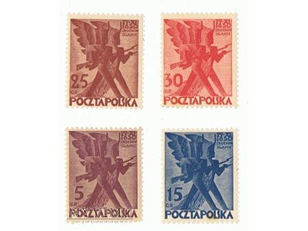 100 rocznica Powstania Listopadowego