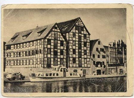 Bydgoszcz - Spichrze pół wieku później 1960