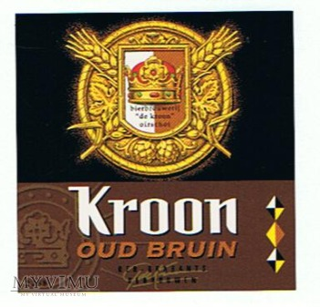 kroon oud bruin