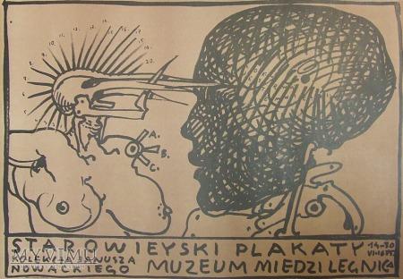 Franciszek Starowieyski, wystawa plakatów 1985