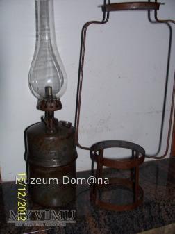 LAMPA KARBIDOWA WISZĄCA - RAD