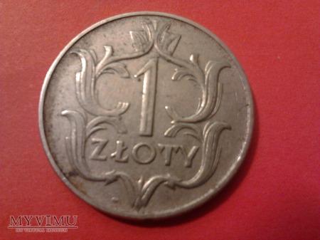 1 złoty 1929.