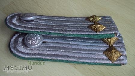 Oznaki stopnia Grenztruppen DDR - Leutnant