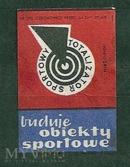 Totalizator Sportowy-Buduje obiekty sportowe.3.196