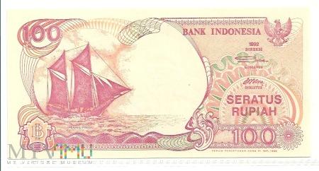 Indonezja.10.Aw.100 rupi.1992.P-127a