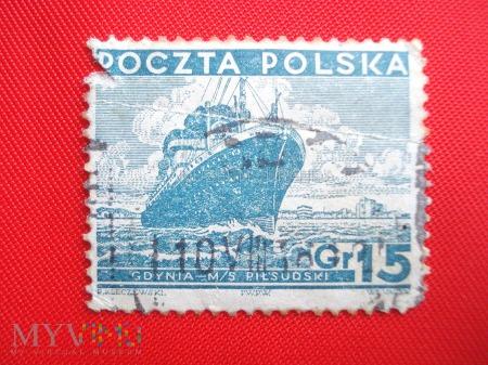 Gdynia - M/S Piłsudski