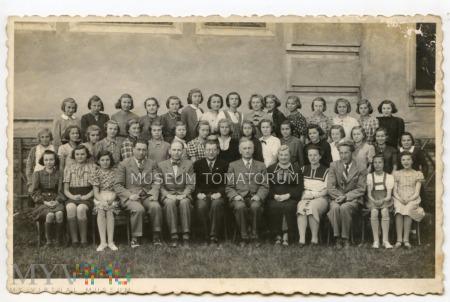 Zdjęcie grupowe szkolne