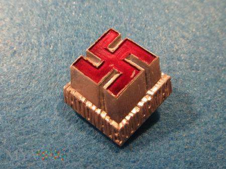 Dzień Narodowej Solidarności-odznaka whw