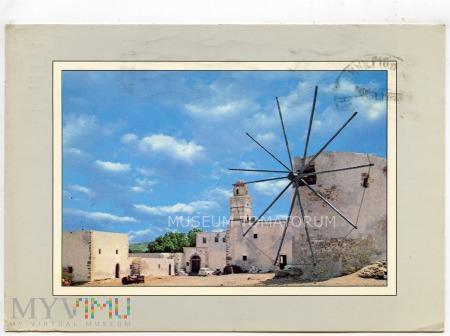 Kreta - Sitia - lata 70-te XX w.