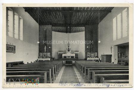 Nowawes - kościół św. Antoniego - 1941