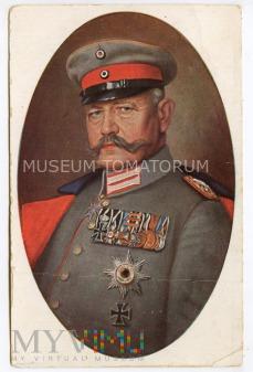 Bogowie wojny -Hindenburg - Niemcy