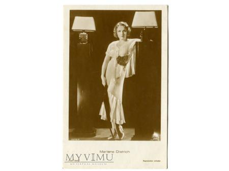 Duże zdjęcie Marlene Dietrich Verlag ROSS 5379/4