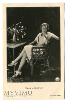 Marlene Dietrich Verlag ROSS 5756/2