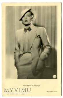 Marlene Dietrich Verlag ROSS 8710/2