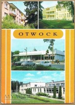 Pocztówka Otwock