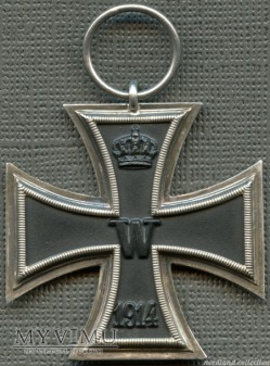 Duże zdjęcie Eisernes Kreuz II.Klasse (IWŚ) syg.G