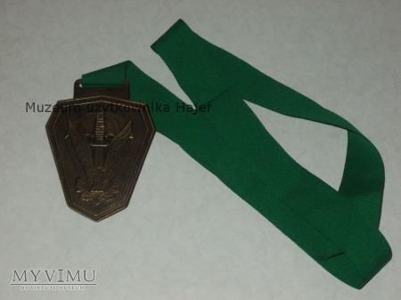 Medal X Bieg o Nóż Komandosa 2006 Lubliniec 1 PSK