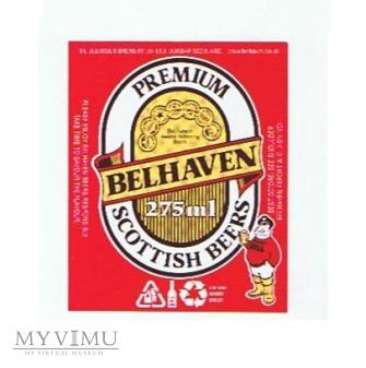 BELHAVEN -premium scottish beers