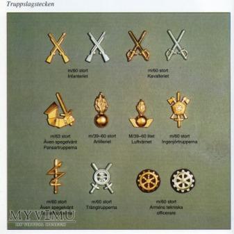 Korpusówka: trängtrupperna