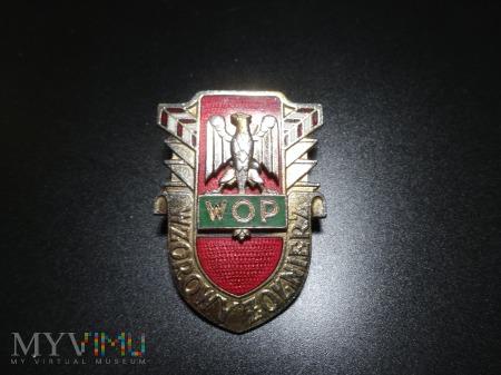 WOP - Wzorowy Żołnierz 1950 - złota