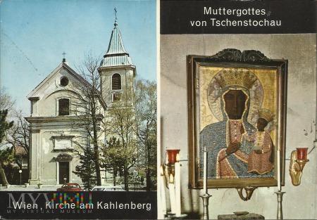 Austria - Matka Boża Częstochowska, Kahlenberg