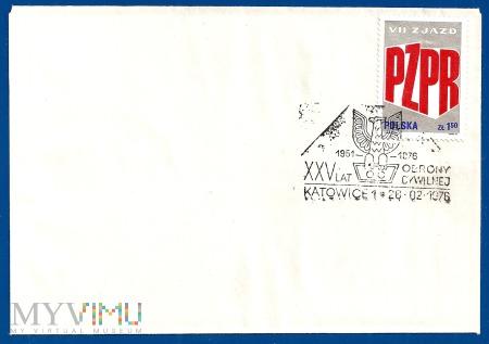 XXV Lat Obrony Cywilnej-katowice.26.2.1976.b