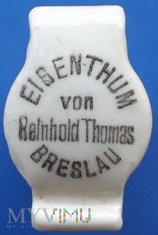 EIGENTHUM von Relhold Thomas Breslau