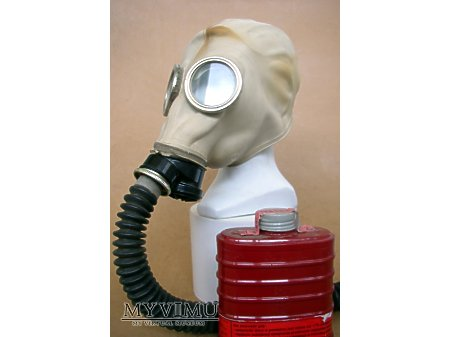 Maska przeciwgazowa MK-212