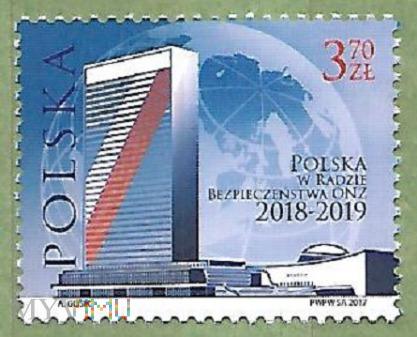 Polska W Radzie Bezpieczeństwa ONZ