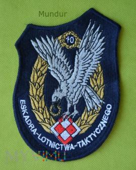 Oznaka 10 Eskadry Lotnictwa Taktycznego