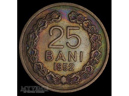 25 bani 1952