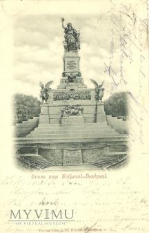 Gruss vom National-Denkmal