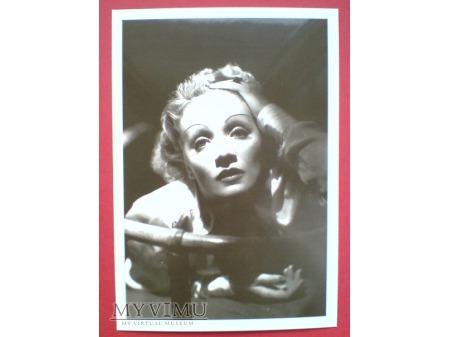 Marlene Dietrich POCZTÓWKA Mity Ekranu 62