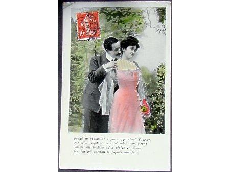 On i Ona - Carte Postale